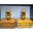 ขายกล้องวัดมุมเเบบสเกลเหมาสองตัวเเค่ 20000 บาท  ยี่ห้อ TOPCON รุ่น GTS-2B  สภาพดีมากๆ มีกล่องเเละอุปกรณ์ครบ พร้อมคาริเบต ออกใบเซอร์ MADE IN
